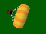 Jeu Parachutes