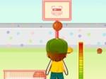 Jouer gratuitement à Basket-ball pour enfants