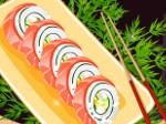 Jouer gratuitement à Cours de Sushi: Philadelphia Roll