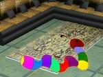 Jouer gratuitement à Rainbow Worm: Escape