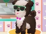 Jouer gratuitement à Salon de coiffure canin