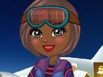 Jeu Dora à la neige