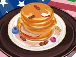 Jeu Pancakes américaines