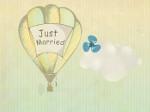 Jeu Mariés en montgolfière