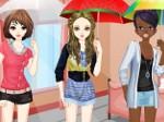 Jeu Mode pour la pluie