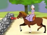 Jeu Sauter à cheval