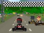 Jouer gratuitement à Karting Super Go