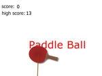 Jouer gratuitement à Paddle Ball