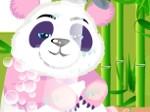 Jeu S'occuper des pandas