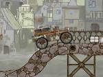 Jouer gratuitement à Steampunk Truck Race