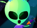 Jeu Habiller l'extraterrestre
