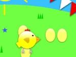 Jeu Happy Miss Chicken