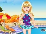 Jouer gratuitement à Maquille la petite Chelsea