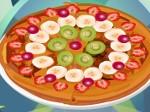 Jouer gratuitement à Délicieuse pizza aux fruits