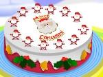 Jouer gratuitement à Christmas Cake Decoration