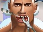 Jouer gratuitement à Les problèmes de dents de The Rock