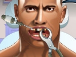 Jeu Les problèmes de dents de The Rock