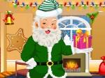 Jouer gratuitement à Habiller le Père Noël