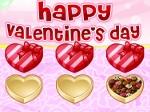 Jeu Chocolat de la Saint-Valentin
