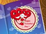 Jouer gratuitement à Une carte amusante de la Saint-Valentin