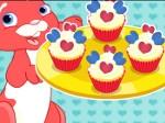 Jouer gratuitement à Cute Heart Cupcakes