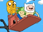 Jouer gratuitement à Adventure Time: Finn Up!