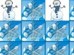 Jouer gratuitement à Snowman Memory