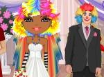 Jouer gratuitement à Mariage de clowns