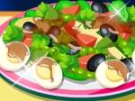 Jouer gratuitement à Make Family Salad