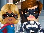 Jouer gratuitement à Mariage de super-héros