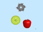 Jeu Fruit Slicer