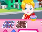 Jouer gratuitement à Bar de cupcakes pour enfants