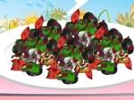 Jouer gratuitement à Salade de maïs et haricots