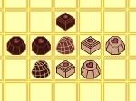 Jeu Solitaire de chocolat