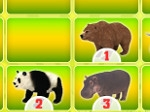 Jeu Animal Puzzle Mania