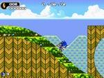 Jeu Flash Sonic