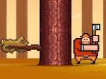 Jouer gratuitement à Timber Man