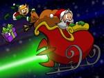 Jeu Christmas Rocket