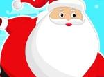 Jeu Saute Père Noël saute