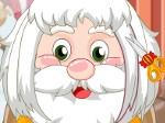 Jouer gratuitement à Le Salon de Coiffure du Père Noël