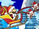 Jeu Santa Mario Delivery