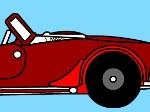Jouer gratuitement à Colorier la voiture sportive