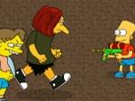 Jouer gratuitement à Guerre d'eau de Les Simpson