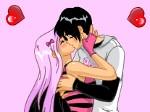 Jouer gratuitement à La Saint-Valentin: la soirée des baisers