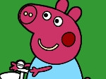 Jeu Colorier Peppa Pig