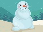 Jouer gratuitement à Habille le bonhomme de neige