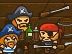 Jeu Pirates vs. Morts Vivants
