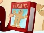 Jouer gratuitement à Cuisiner des petits gâteaux de gingembre