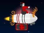 Jouer gratuitement à Santa's Rocket