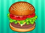 Jeu Burger Panic